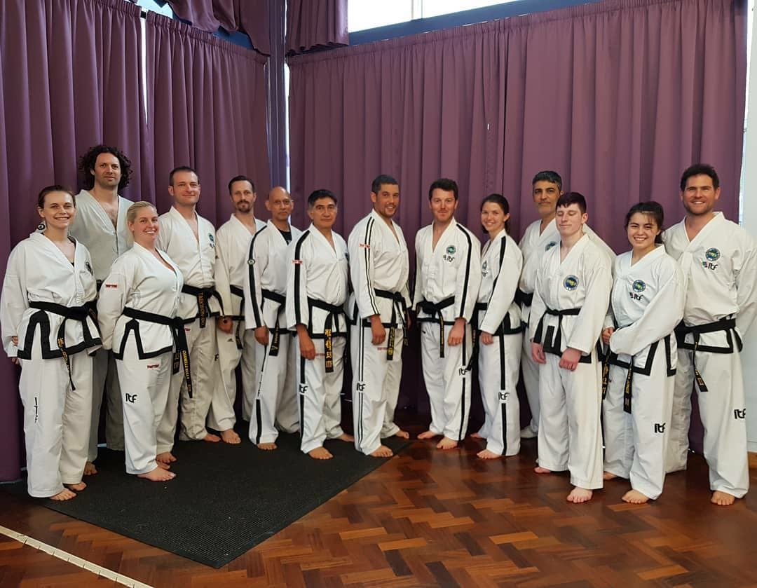 Taekwon-Do news image