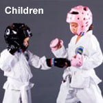 Taekwon-Do Children