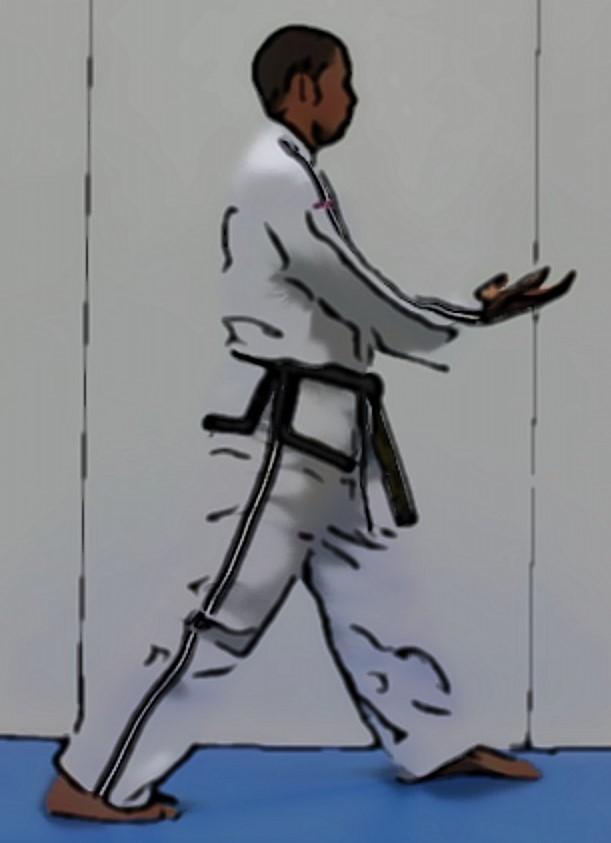 Choong-Moo - Taekwon-Do Patterns | TOTALTKD: Taekwon-Do in North